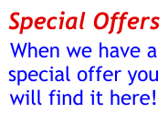 Current Special Offer image